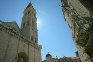 Trogir tower